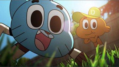 La comedia animada el asombroso mundo de Gumball, se ha llevado el premio Annie a la mejor serie de televisión dirigida al público infantil