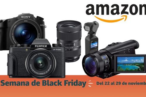 Las mejores ofertas en fotografía y vídeo de la semana del Black Friday 2019 en Amazon