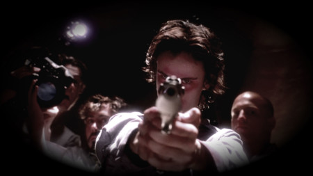Natural Born Killers Dark Girls Guns Gun D 1920x1080