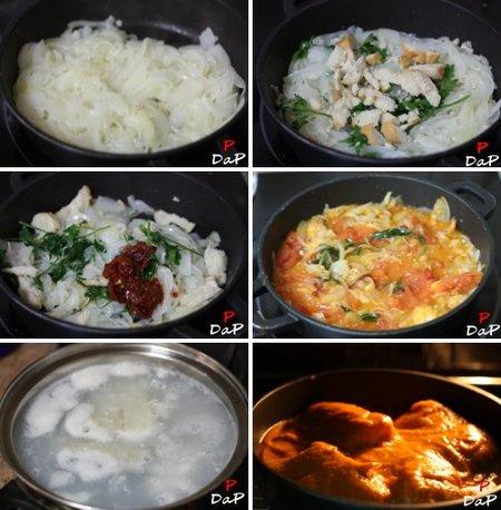 Cómo hacer salsa Vizcaína