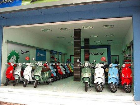 Concesionario ciclomotores