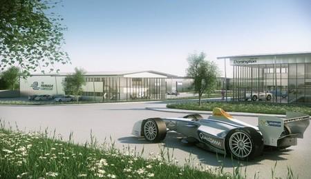 El cuartel general de la Fórmula E estará en Donington Park