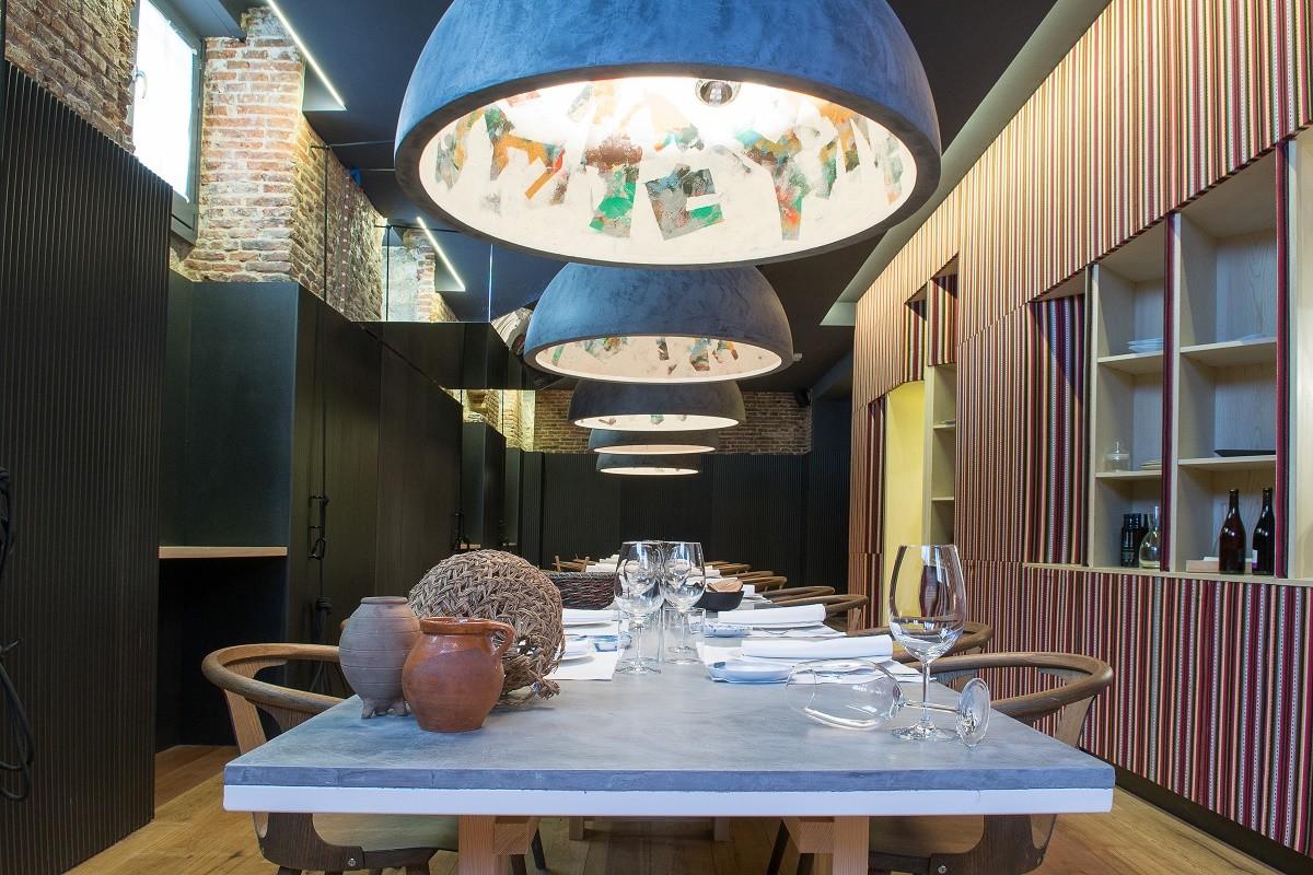 Mis Restaurantes en Madrid - Magazine cover