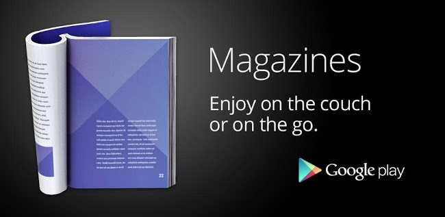 Google Play Magazines