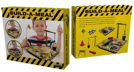 construye tu comida