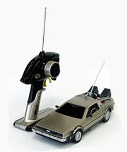 Conduce tu propio DeLorean DMC-12