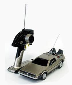Conduce tu propio DeLorean DMC-12