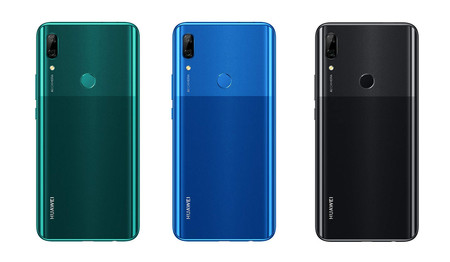 Huawei P Smart Z Oficial Colores