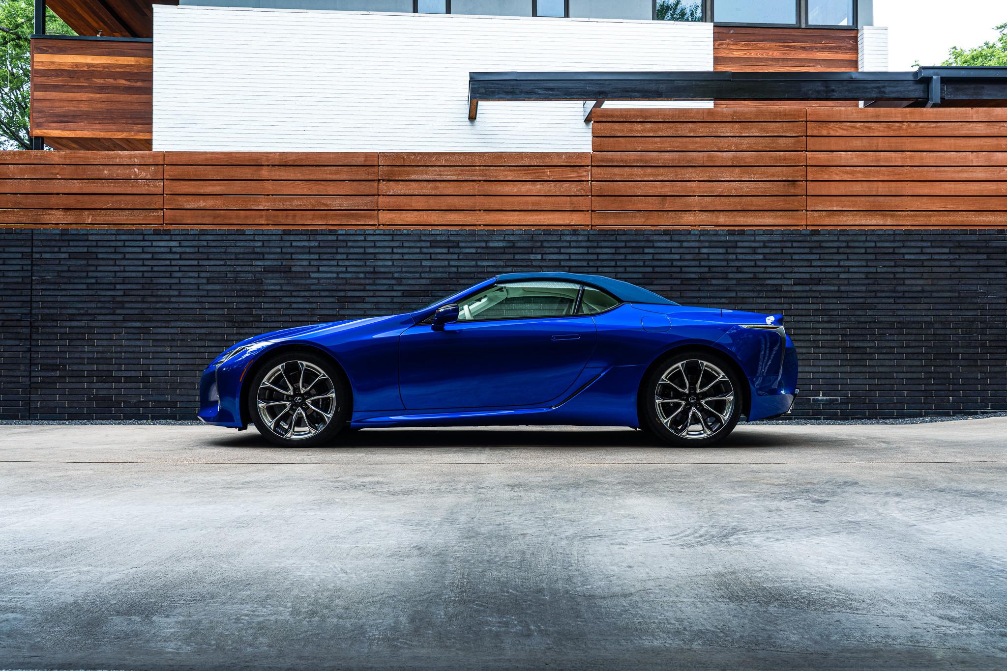 Foto de Lexus LC Cabrio Regatta Edition (23/32)