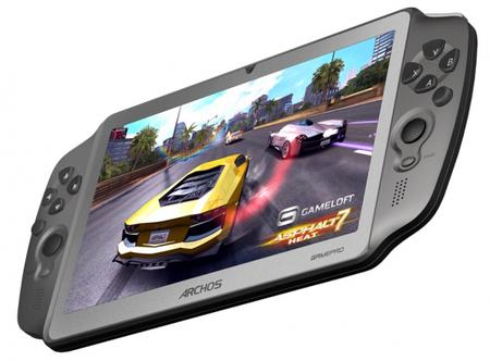 ARCHOS Gamepad, una tablet Android para juegos