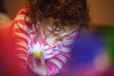 ¿Quieres una galleta? No, los niños prefieren el iPad por encima de otras marcas