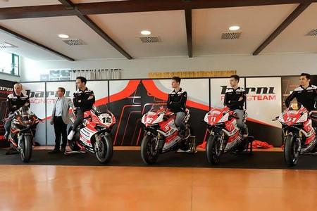 Barni Racing Presentacion Wsbk Civ