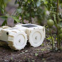 El creador de la roomba aspira a robotizar el jardín de tu casa
