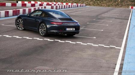 Porsche 911 Carrera 4S, miniprueba (parte 1)