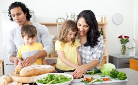 La cocina, el aprendizaje y los niños (II)