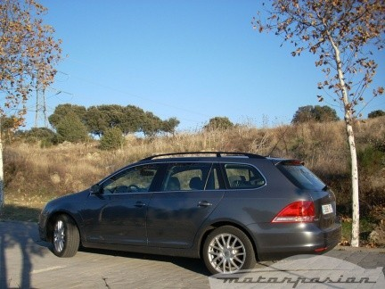 Prueba: Volkswagen Golf Variant (parte 3)