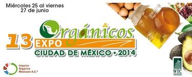 En Expo Orgánicos 2014 podrás encontrar una gran variedad de insumos orgánicos