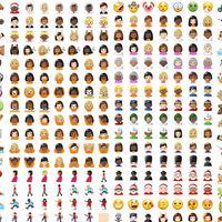 Seguramente aún no tengas los nuevos emojis en tu Android, la fragmentación tiene la culpa