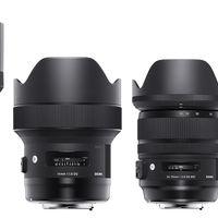 Sigma renueva su catálogo de ópticas para el CP+ 2017: 135 mm F1.8, 14mm F1.8, 24-70mm F2.8 y 100-400mm F5-6.3