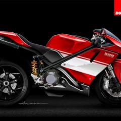 Foto 1 de 5 de la galería ducati-supermono-599-resucitando-la-leyenda en Motorpasion Moto