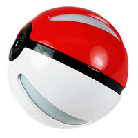 Oferta Flash: Powerbank Pokemon Ball, con 6.000mAh de capacidad, por 16,95 euros