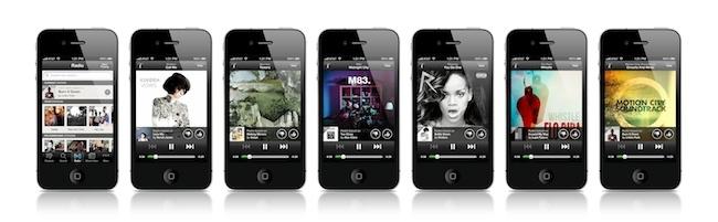 spotify radio iphone