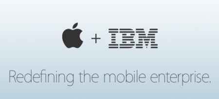 Tim Cook cuenta a sus empleados el acuerdo con IBM en una carta mientras Apple lo hace en una nueva web