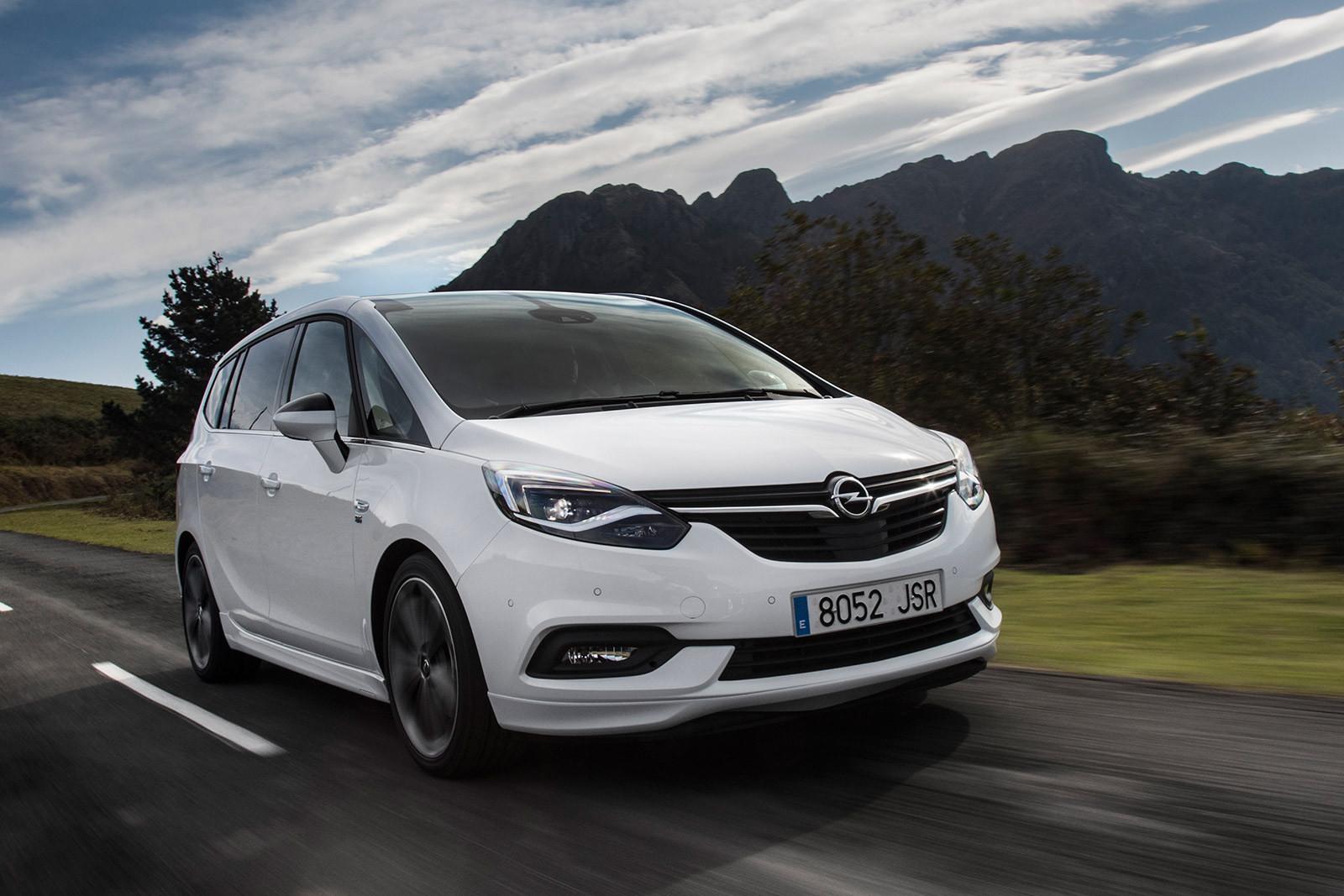Foto de Opel Zafira 2017 (5/16)
