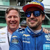 ¡Demencial! Zak Brown ahora quiere que Fernando Alonso corra las 24 horas de Le Mans con McLaren