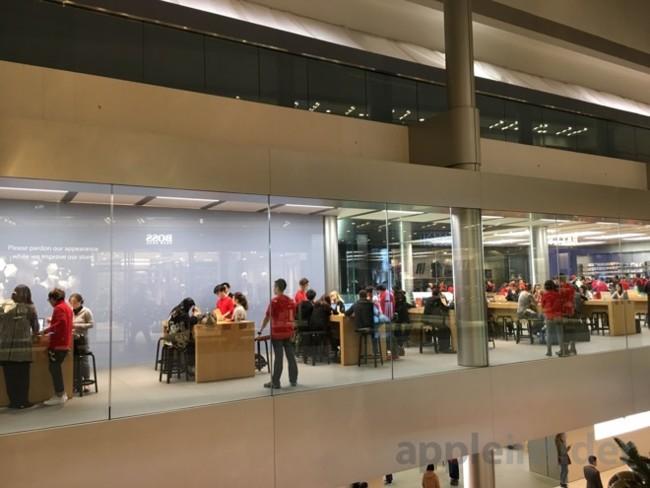 Ampliacion Apple Store Hong Kong 3