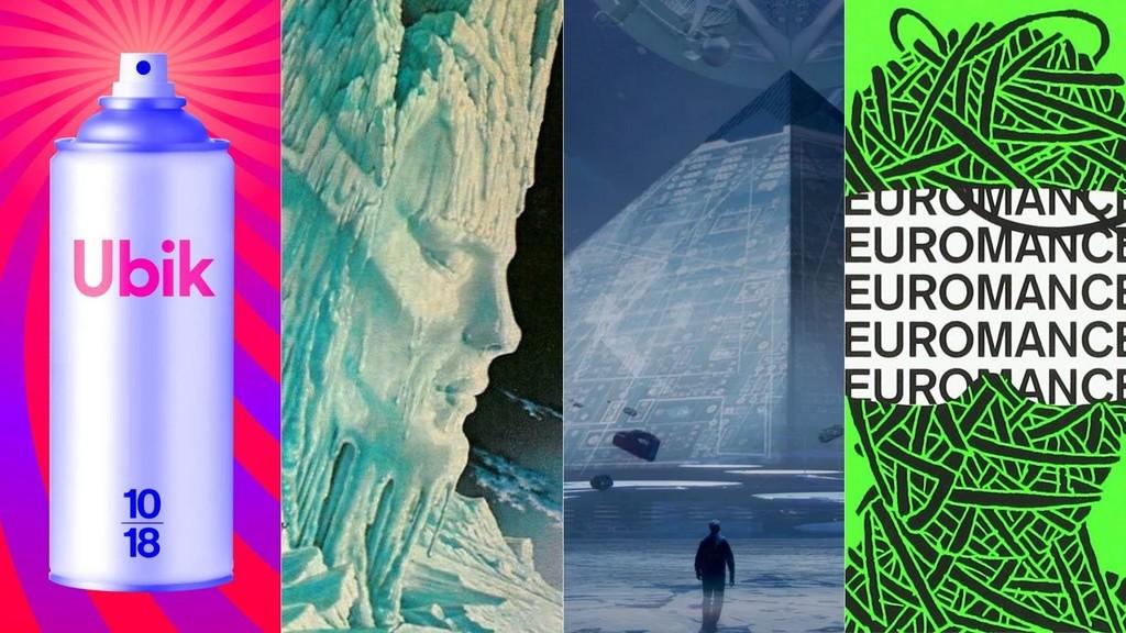 Los 21 mejores books de ciencia ficción