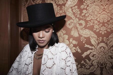Nos rendimos ante Rihanna en la entrega de los LVMH Prize 2017