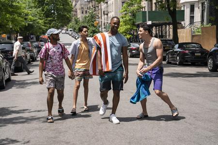 En Un Barrio De Nueva York In The Heights