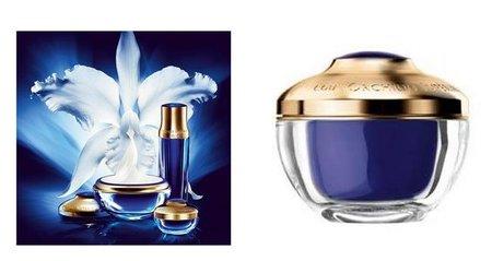 Orchidée Impériale de Guerlain amplía su gama de cosmética Premium