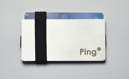 Ping, una cartera que cuida lo que llevas dentro