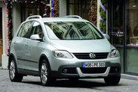 Volkswagen Cross Golf, fotos oficiales y datos