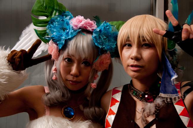 Foto de Cosplay TGS 2011 (41/130)