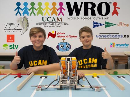 Del aula al mundial de Qatar con un robot creado en clase: Alberto Bernabéu, profesores innovadores