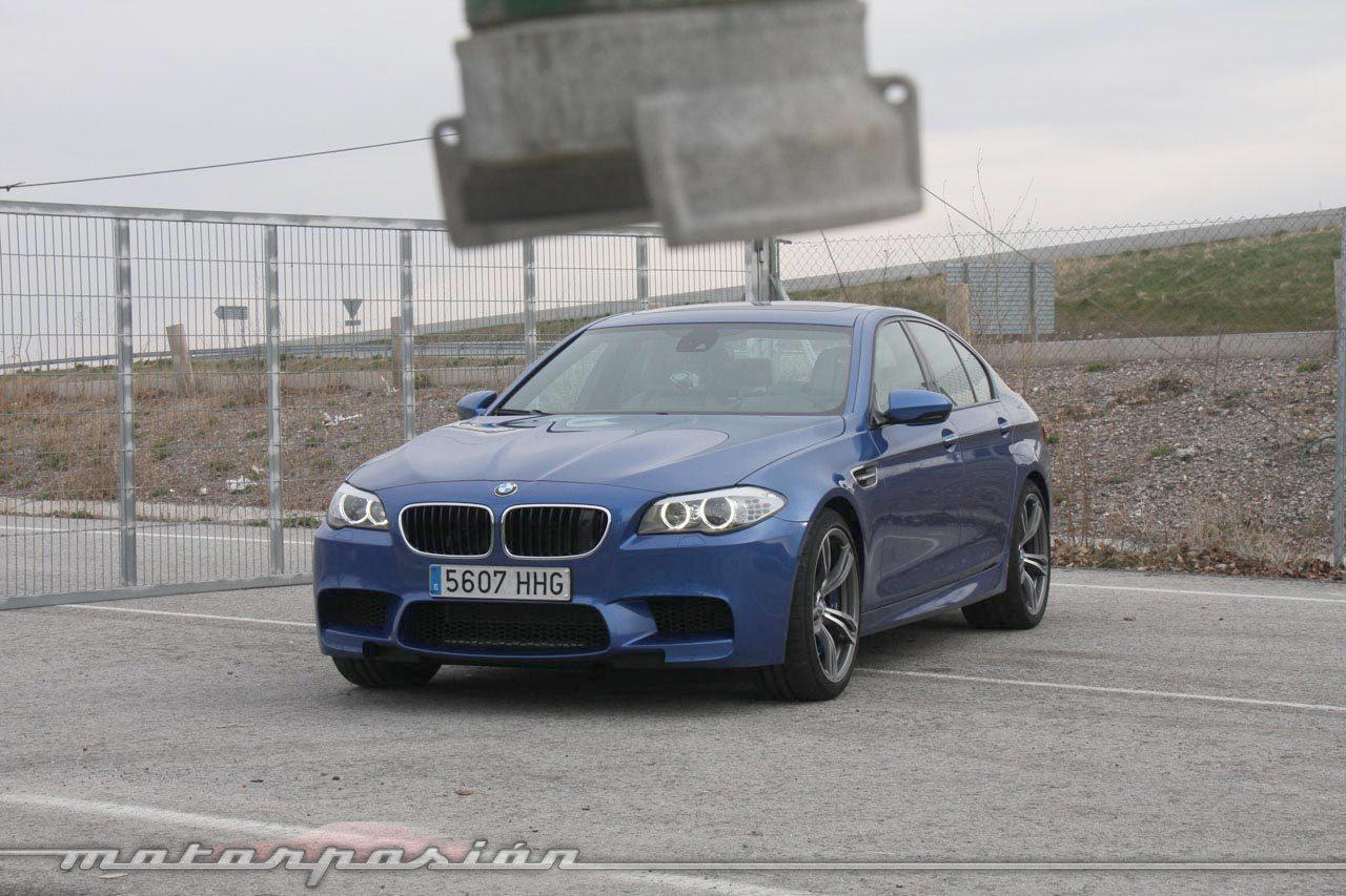Foto de BMW M5 (Prueba) (44/136)