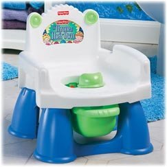 Sillita orinal musical Fisher Price