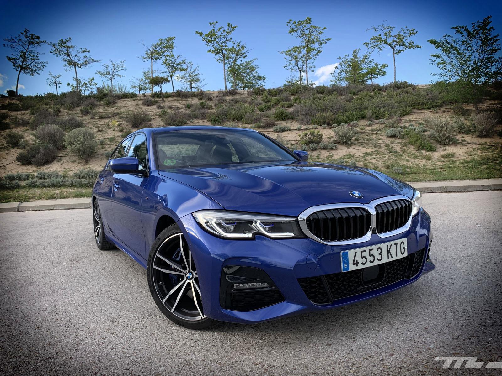 Foto de BMW 330i (prueba) (9/48)