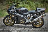 """Aquellas maravillosas motos: prueba Aprilia RSV 1000 Mille """"a la carbonara"""" (características)"""