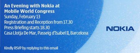 Nokia prepara un evento para el 13 de febrero en Barcelona
