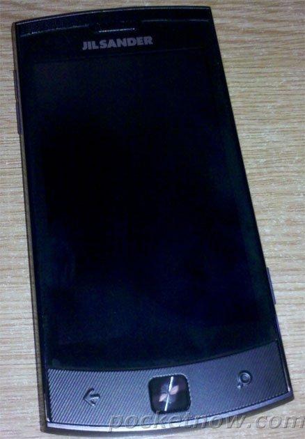 Jil Sander al aparato: más móviles de diseño, ahora el LG Jil Sander Windows Phone
