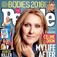 Celine Dion sí que tiene lo suyo