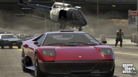 Cuatro nuevas imágenes de 'Grand Theft Auto V' para cerrar la semana a lo grande