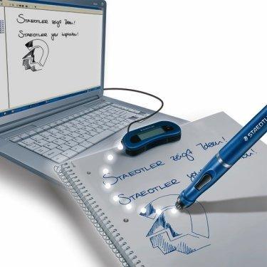 Staedtler Digital Pen insiste en digitalizar lo que escribimos