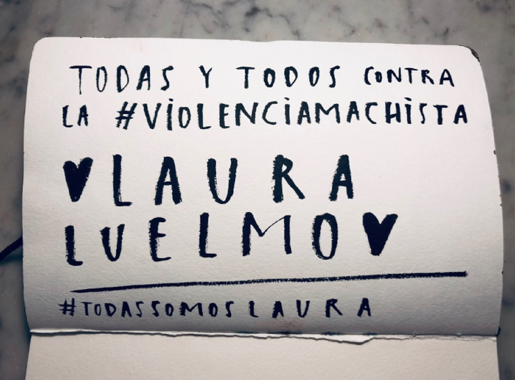 Las redes y Whatsapp lloran a Laura Luelmo y piden un 2019