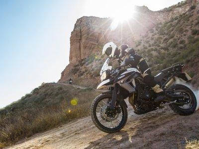 Ofertas Triumph aventureras de media cilindrada, para ti o para tu moto