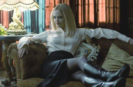 Eva Green en la película Sombras Tenebrosas (Dark Shadows)